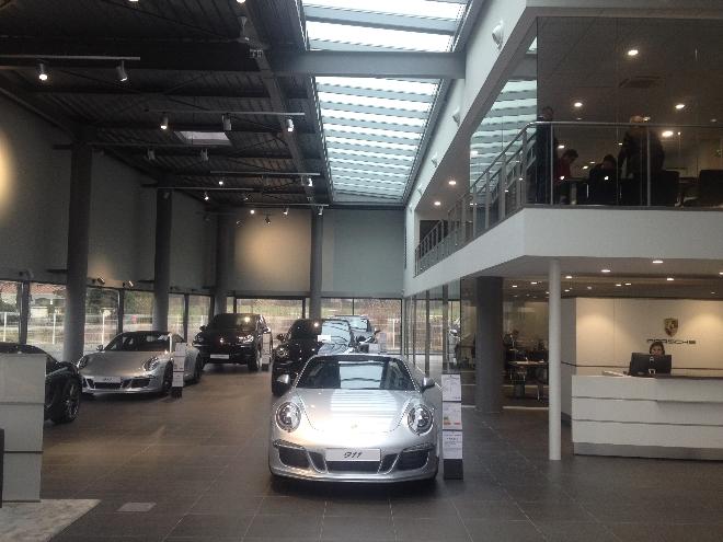 Porsche | Saint-Priest